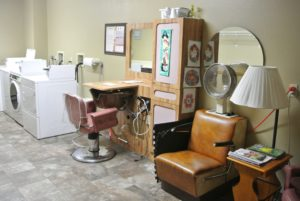 Lincoln Apartments I and II in Pierre, SD - Onsite Beauty Shop