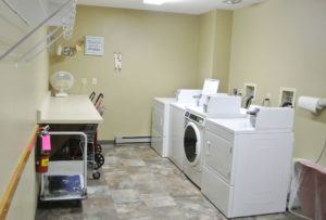 Lincoln Apartments I and II in Pierre, SD - Laundry Room