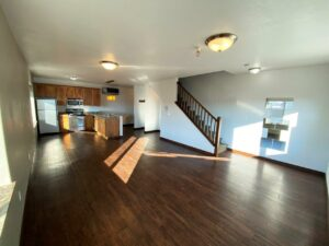 Downtown Lofts in Brookings, SD - 2 Bed Apartment Living Area Overview