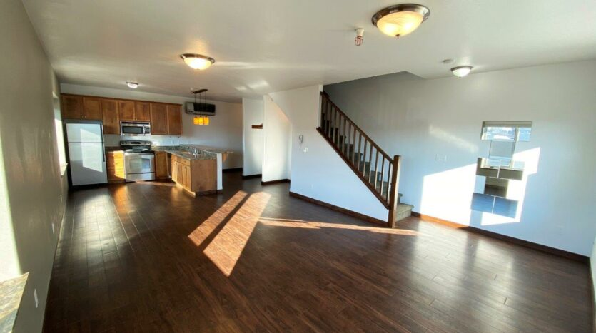 Downtown Lofts in Brookings, SD - Living Area Overview