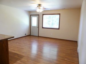 Ideal Twinhomes in Brookings, SD - Living Area Floor Plan A