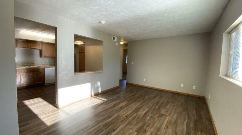 Evergreen Estates in Madison, SD - Living Area