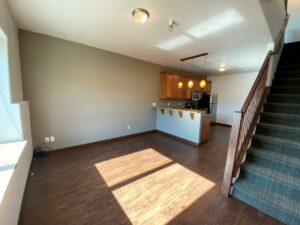 Downtown Lofts in Brookings, SD - 1 Bed Apartment Living Area2