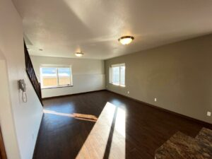 Downtown Lofts in Brookings, SD - 2 Bed Apartment Living Room