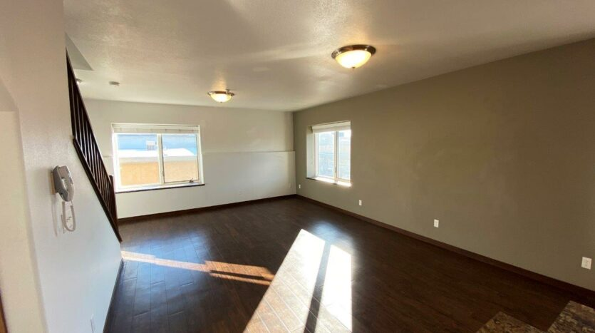 Downtown Lofts in Brookings, SD - Living Room