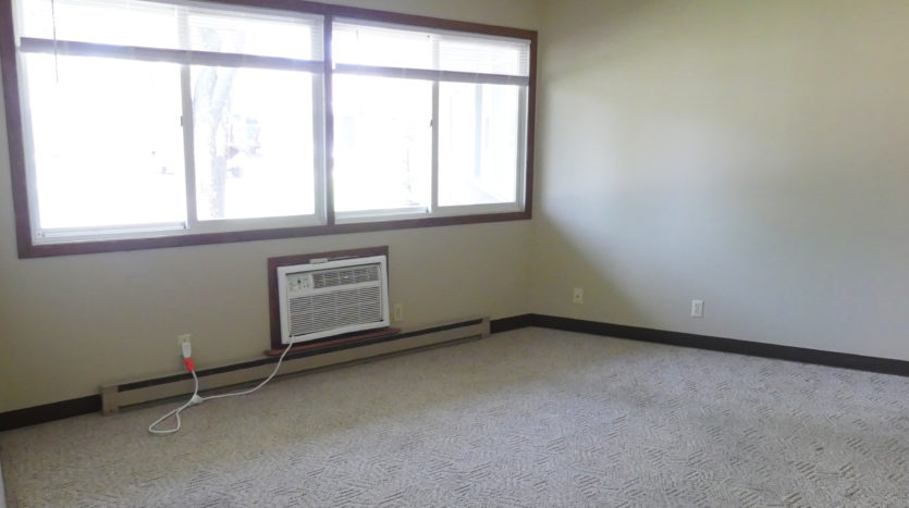 Friendship Village Senior Apartments in Dell Rapids, SD - Living Room