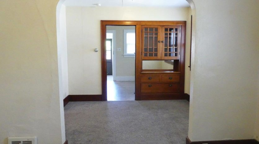 1211 4th Street in Brookings, SD - Living Room Archway