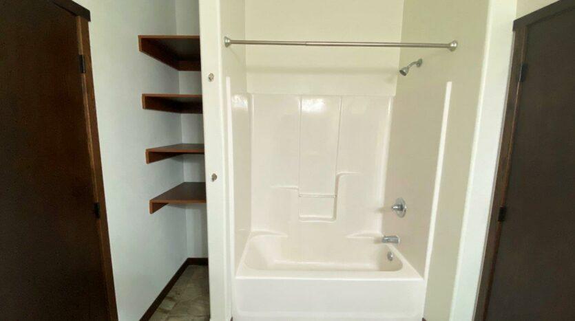 Downtown Lofts in Brookings, SD - 4 Bed Apartment Main Floor Bathroom2