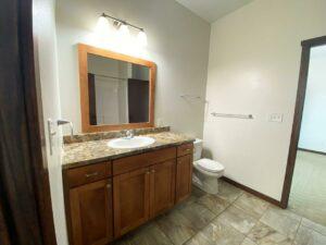 Downtown Lofts in Brookings, SD - 4 Bed Apartment Main Floor Bathroom
