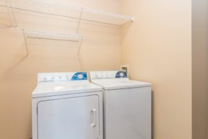 Mills Ridge Apartments in Brookings, SD - Style C Washer and Dryer