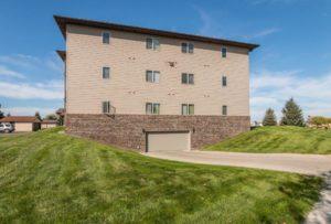 Mills Ridge Apartments in Brookings, SD - Underground Parking