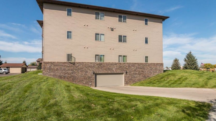 Mills Ridge Apartments in Brookings, SD - Underground Parking