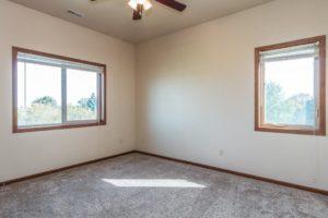 Mills Ridge Apartments in Brookings, SD - Style C Bedroom 1