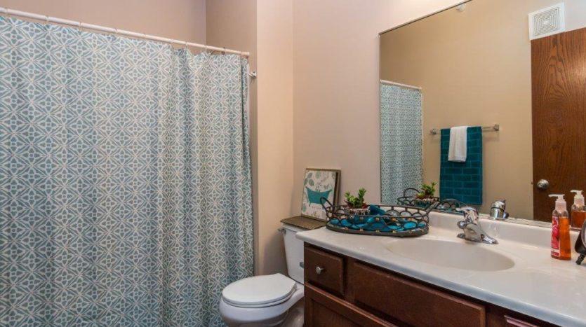 Mills Ridge Apartments in Brookings, SD - Bathroom