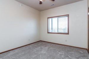 Mills Ridge Apartments in Brookings, SD - Style C Bedroom 2