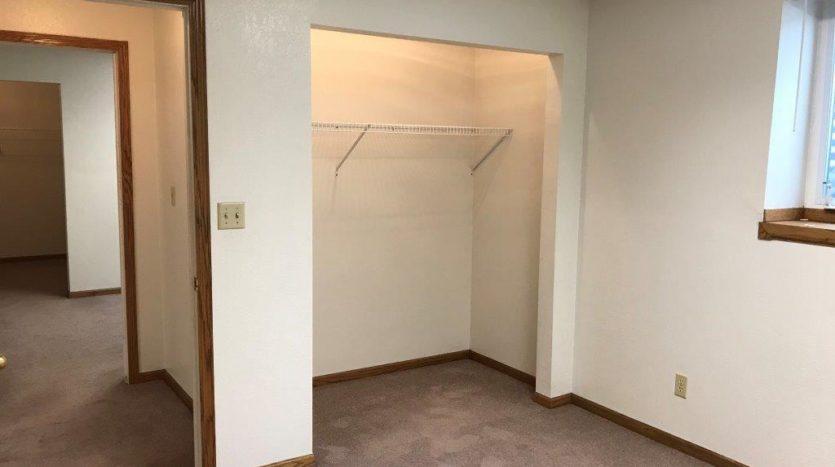 913 A/B 1st Street - Unit B Bedroom Closet