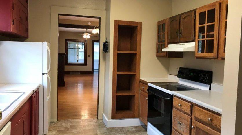 913 A/B 1st Street - Unit A Kitchen View