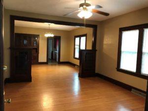 913 A/B 1st Street - Unit A Living Space