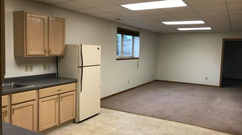 913 A/B 1st Street - Unit B Living Room View
