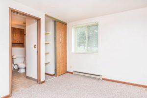 Onaka Village Apartments in Brookings, SD - Closet Shelving