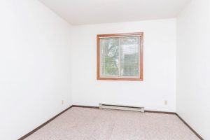 Onaka Village Apartments in Brookings, SD - Bedroom Window