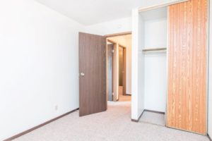 Onaka Village Apartments in Brookings, SD - View into Hallway