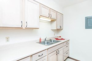 Onaka Village Apartments in Brookings, SD - Updated Kitchen