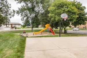 Onaka Village Apartments in Brookings, SD - Playground On-site