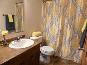 Ideal Twinhomes in Brookings, SD - Downstairs Bathroom Floor Plan B