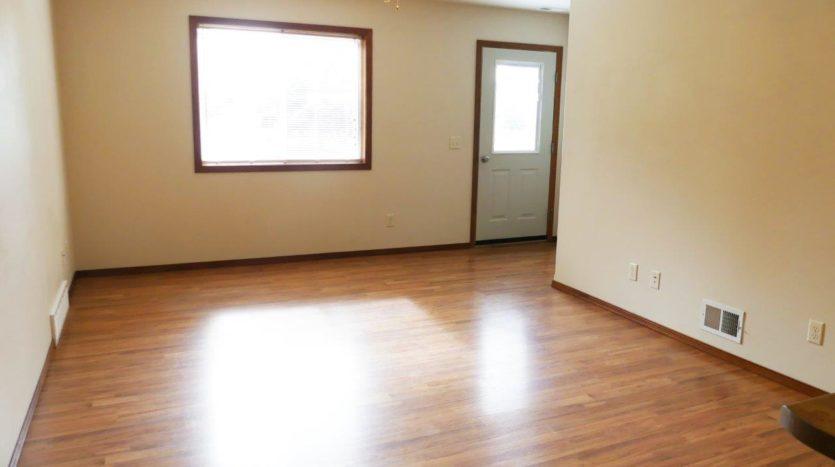 Ideal Twinhomes in Brookings, SD - Living Room Floor Plan B