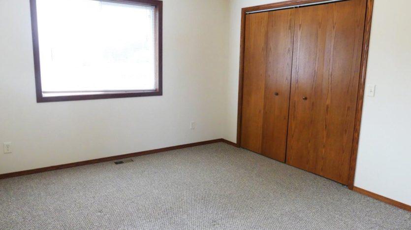 Ideal Twinhomes in Brookings, SD - Upstairs Bedroom Floor Plan B