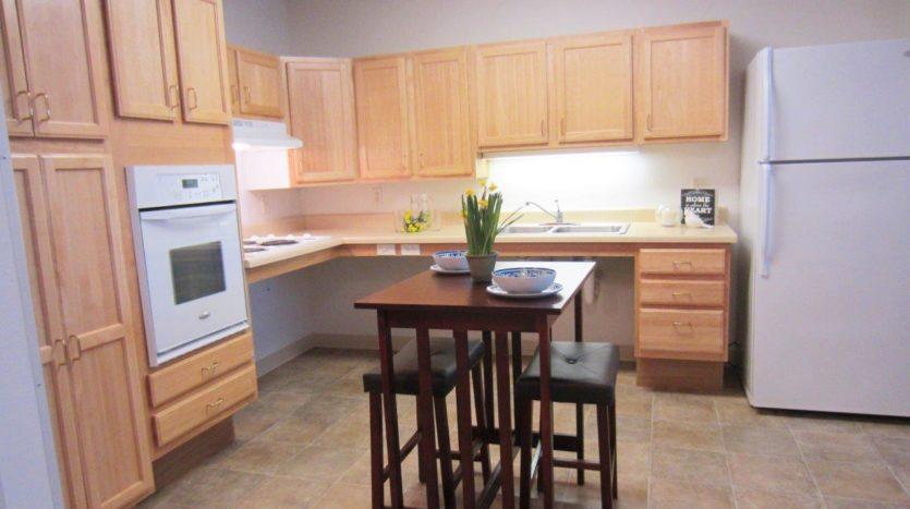 Pheasant Run Apartments in Brookings, SD - Alternative Kitchen