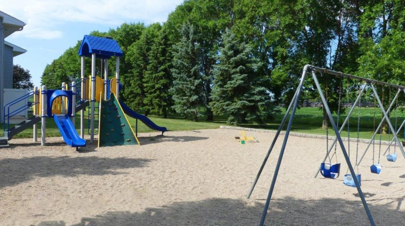 Pheasant Valley Courtyard Townhomes in Milbank, SD - Playground