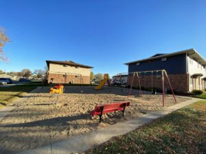 Colony West Townhomes in Watertown, SD - Playground