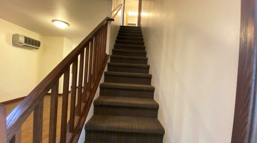 Downtown Lofts in Brookings, SD - 4 Bed Apartment Stairs