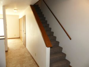 Pheasant Valley Courtyard Townhomes in Milbank, SD - Stairs