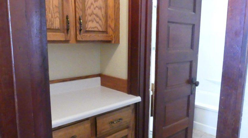 1211 4th Street in Brookings, SD - Storage off of Bathroom