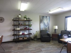Sunrise Apartments in Yankton, SD - Dining Room End