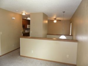 Sandpiper Townhomes in Brookings, SD - Upstairs Overview