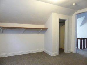 1211 4th Street in Brookings, SD - 3 Bedroom Closet (Upstairs)