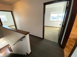 Downtown Lofts in Brookings, SD - 2 Bed Apartment Upstairs Hallway