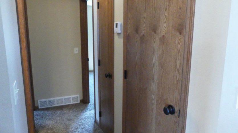 114 Brody Ave in Volga, SD - Upstairs Hallway Storage