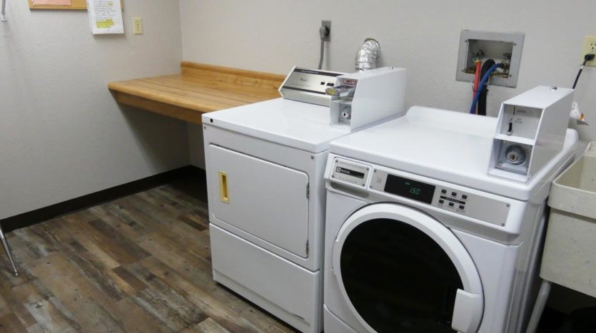 Yorkshire Apartments in Brookings, SD - Onsite Laundry