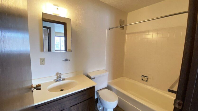 Lincoln Arms Apartments in Madison, SD - Bathroom