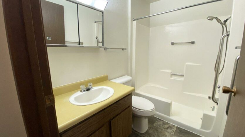 Friendship Circle Apartments in Milbank, SD - Bathroom