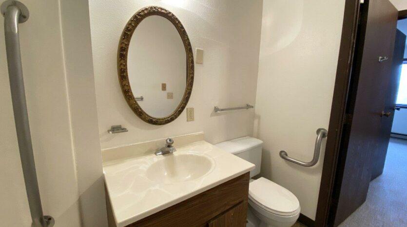 orkshire Apartments in Brookings, SD - Bathroom Vanity