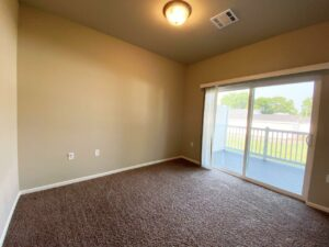 Evergreen Townhomes in Madison, SD - Bedroom 1