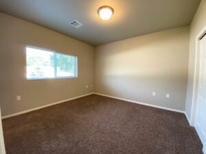 Evergreen Townhomes in Madison, SD - Bedroom 2