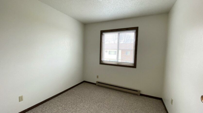 Clairview Apartments in Brookings, SD - 2 Bedroom Apartment Bedroom 2