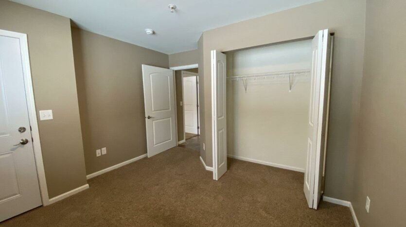 Copperleaf Townhomes in Mitchell, SD - Bedroom 2 Closet